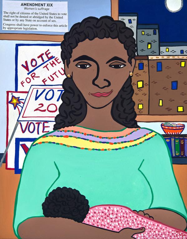 Vote for Her Future