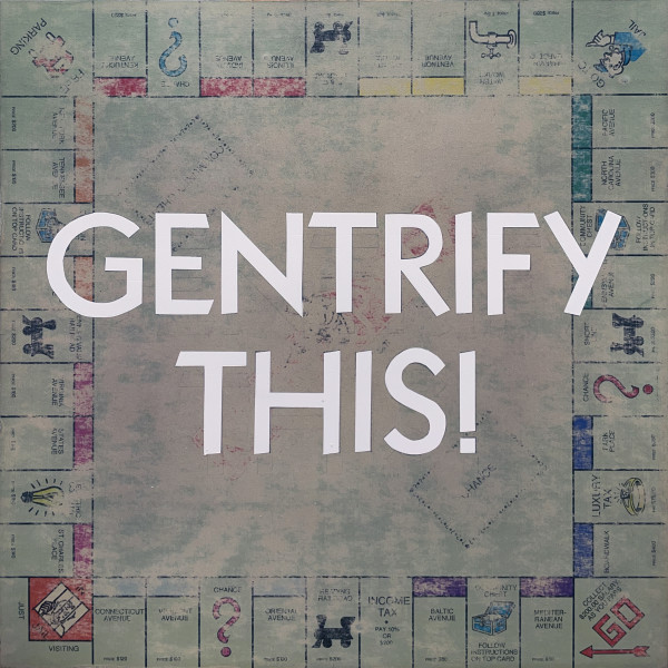 Poor Sport: GENTRIFY THIS!