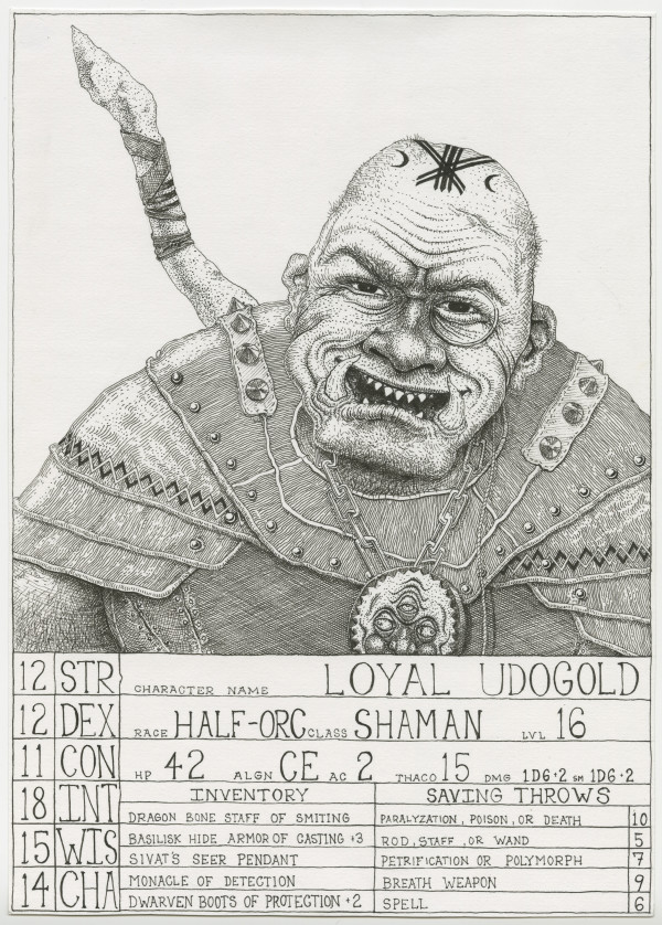 Loyal Udogold (Colbert)