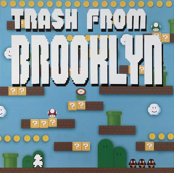 Poor Sport: trash from BROOKLYN