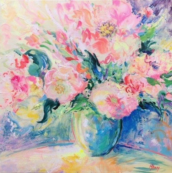Early Bloom by Margaret Bragg