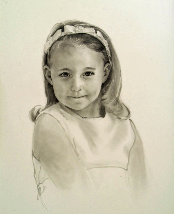 Commissioned Portrait Sample 2 by Jeffrey Damberg