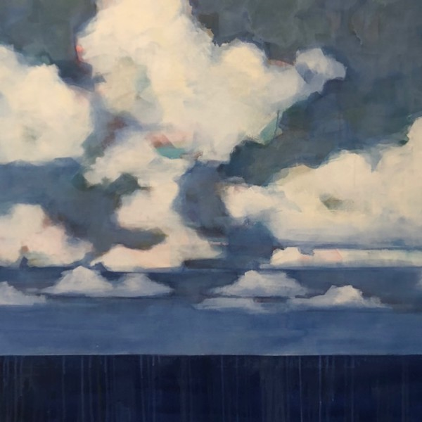 Cloud Study II by Beth Munro