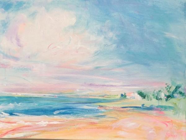 Seaside by Margaret Bragg