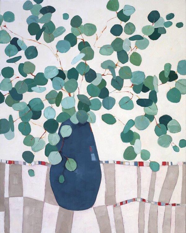 Eucalyptus Cascade by Beth Munro