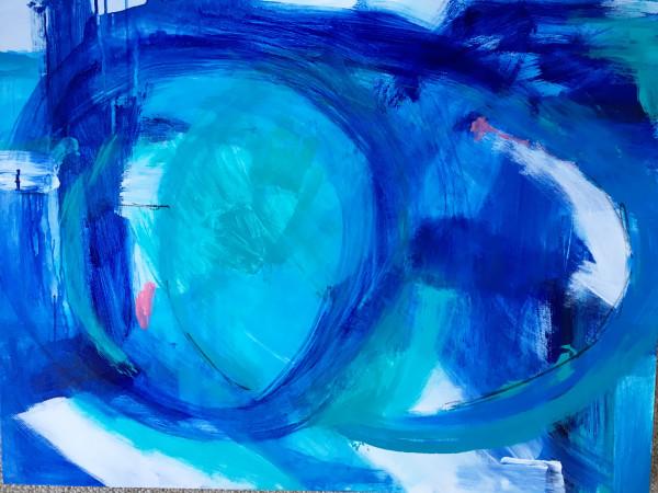 Blue Infinity by Dana Goodfellow