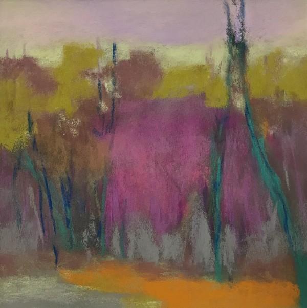 Pink Sky II by Donna Grande