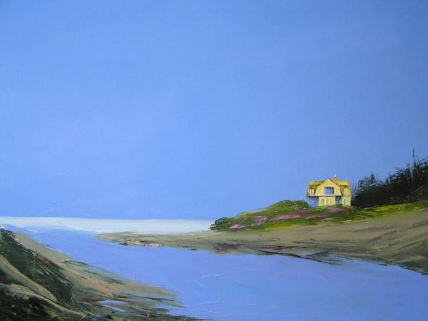 Inlet Sun by Janis Sanders