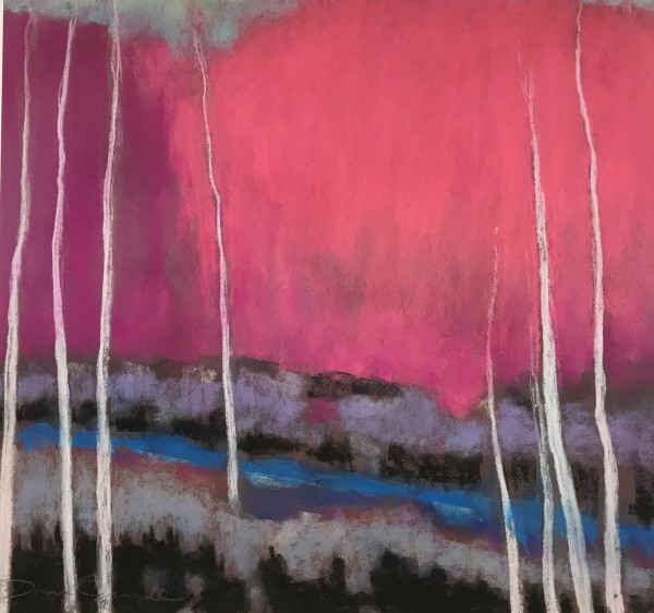 Into Pink by Donna Grande