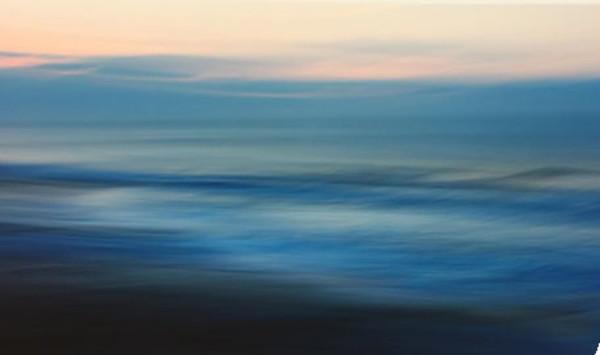 Ocean at Dusk by Rob Lang