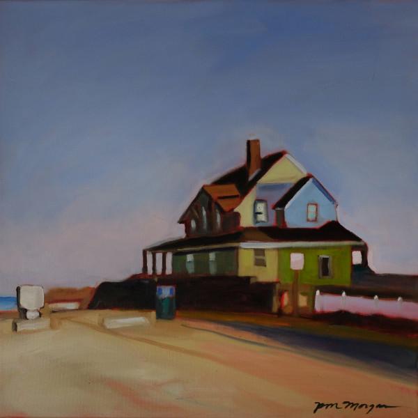 Hummarock House by Paula Morgan