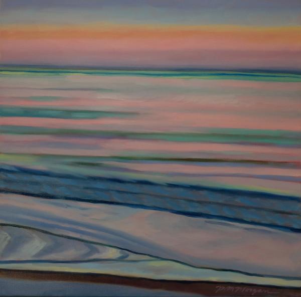 Coffin's Beach Meditation by Paula Morgan