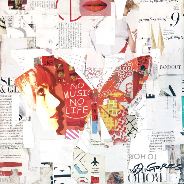 No Music No Life by Derek Gores