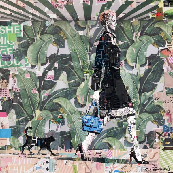 Palm Beach Catwalk by Derek Gores