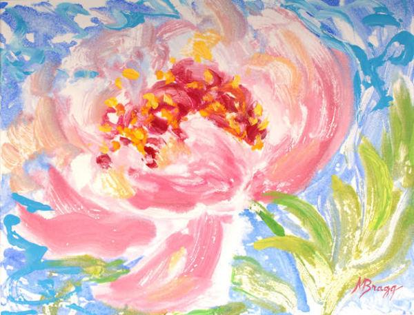 Pink Awakening by Margaret Bragg