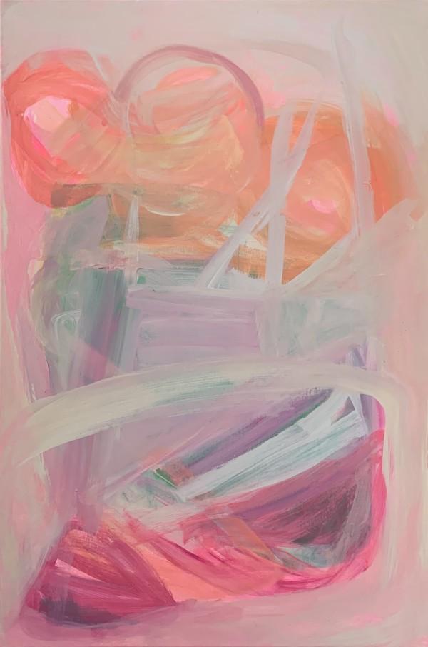 Ponytails I by Katie Ré Scheidt
