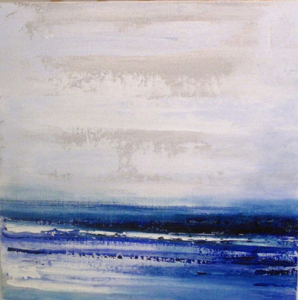 Blue Series #9 by Barbara Sussberg
