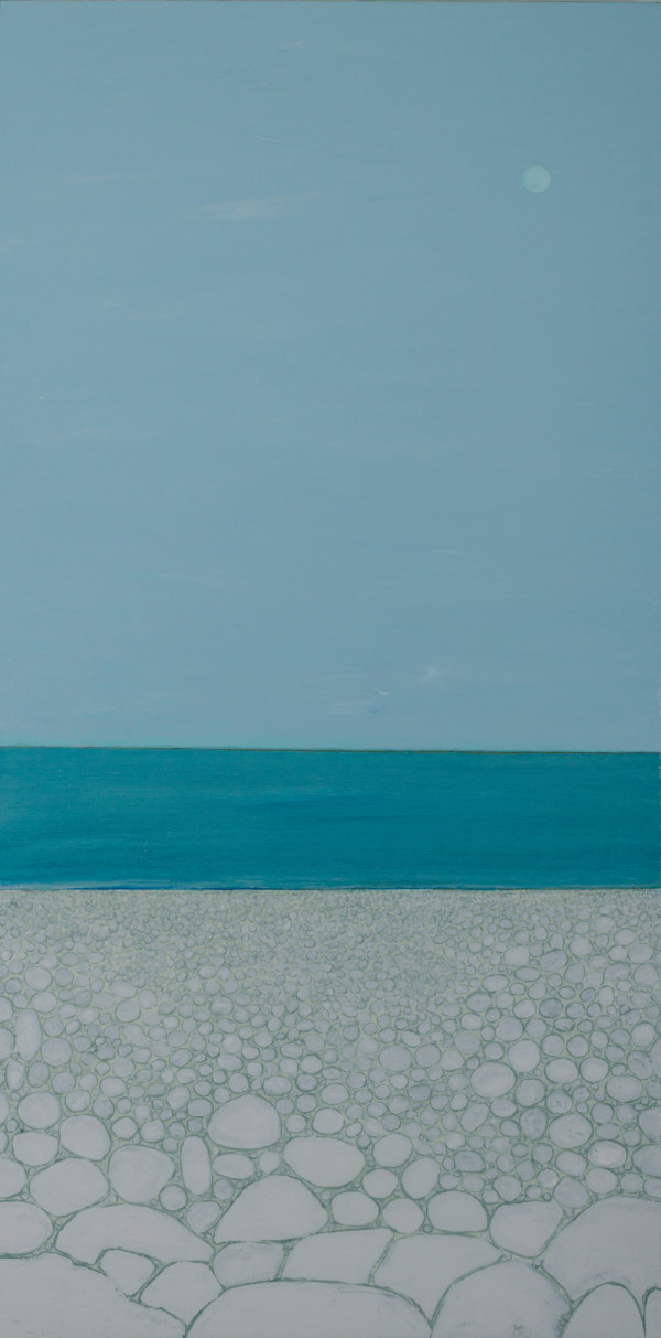 Pebble Beach No. 118 by Karen Tusinski
