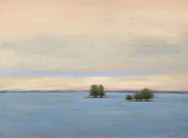 Long Island Sound by Mary Morant