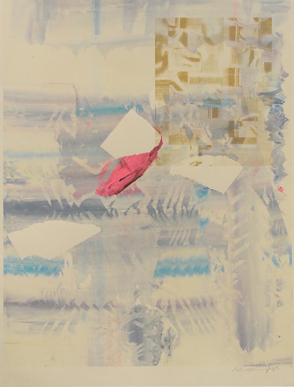 Jordan Martins & Sonnenzimmer Monoprints 1 - 3 by Sonnenzimmer