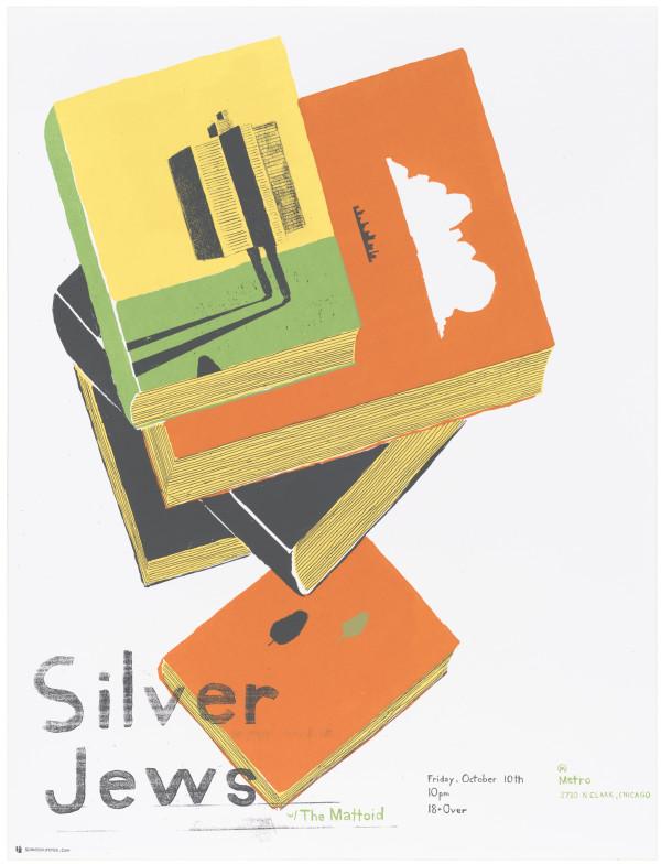 Silver Jews by Sonnenzimmer