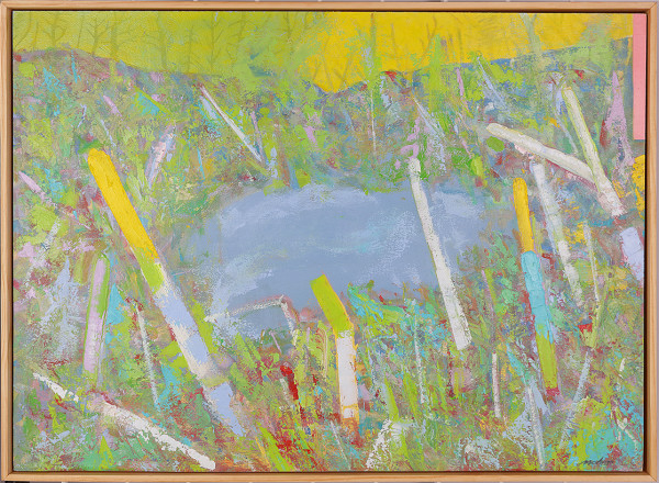 """""""Peepers Pond"""" by Steven McHugh"""