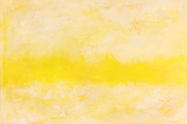 """Yellow Horizon"" by Steven McHugh"