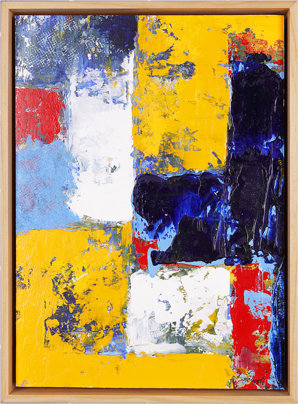 """Primary Colors"" by Steven McHugh"