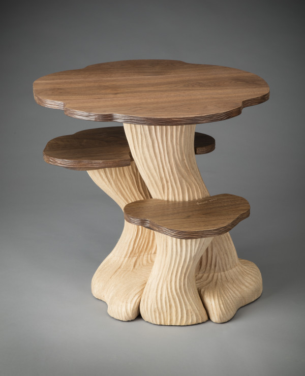 Three level table by aaron d laux