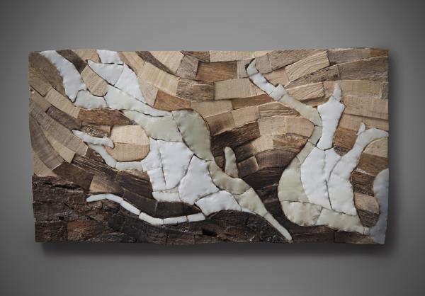 Mosaic Study by aaron d laux