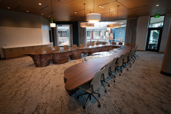 Conference table by aaron d laux