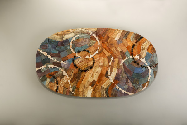 Traces in Stone Commission by aaron d laux