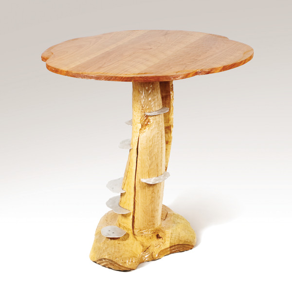 Osteria Papavero Mushroom Table by aaron d laux