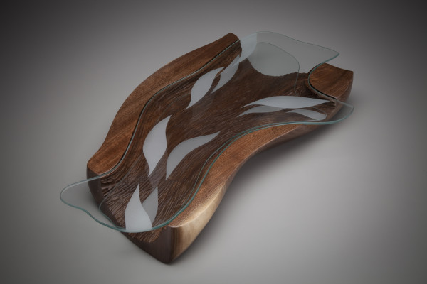 Water Forms Centerpiece by aaron d laux