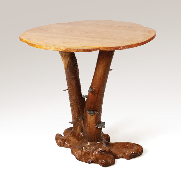Osteria papavero poppy table by aaron d laux