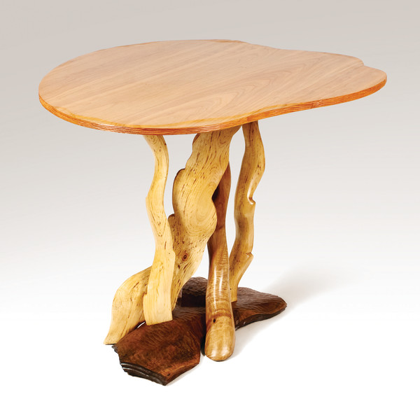 Osteria Papavero River Table by aaron d laux