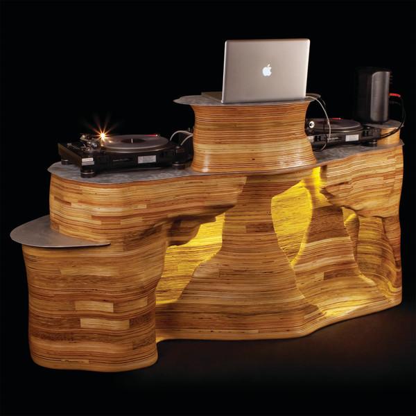 Sound Cave by aaron d laux