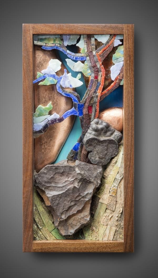 Mystical Landscape by aaron d laux