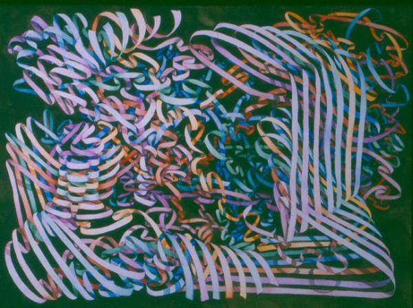 Organized Chaos II by Helen R Klebesadel