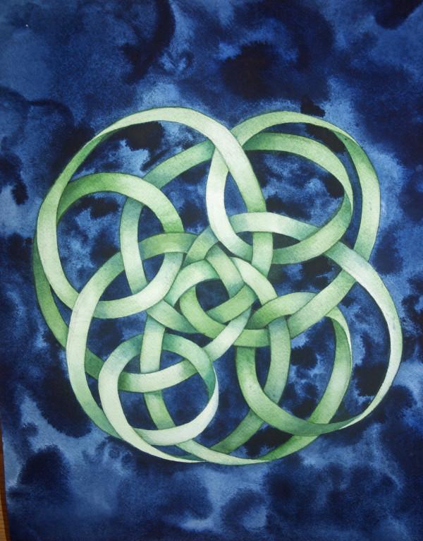 Knot VI by Helen R Klebesadel