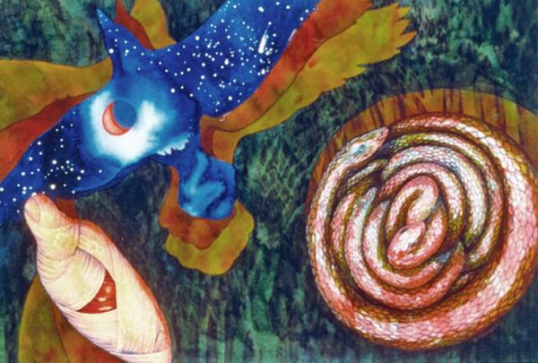 Trinity by Helen R Klebesadel
