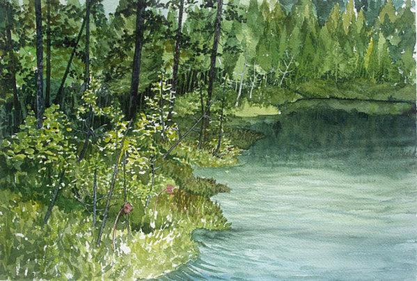 Crystal Bog by Helen R Klebesadel