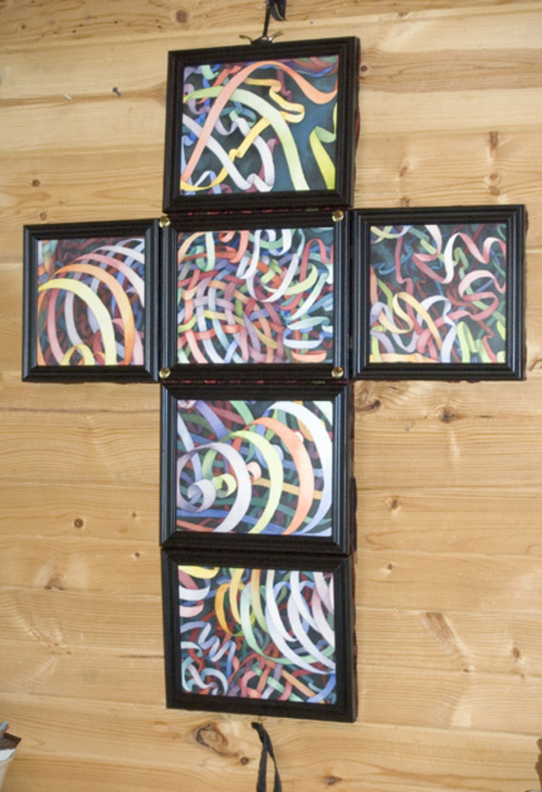 Ribbon Box by Helen R Klebesadel