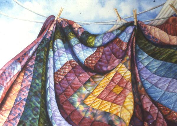 WindRise I by Helen R Klebesadel