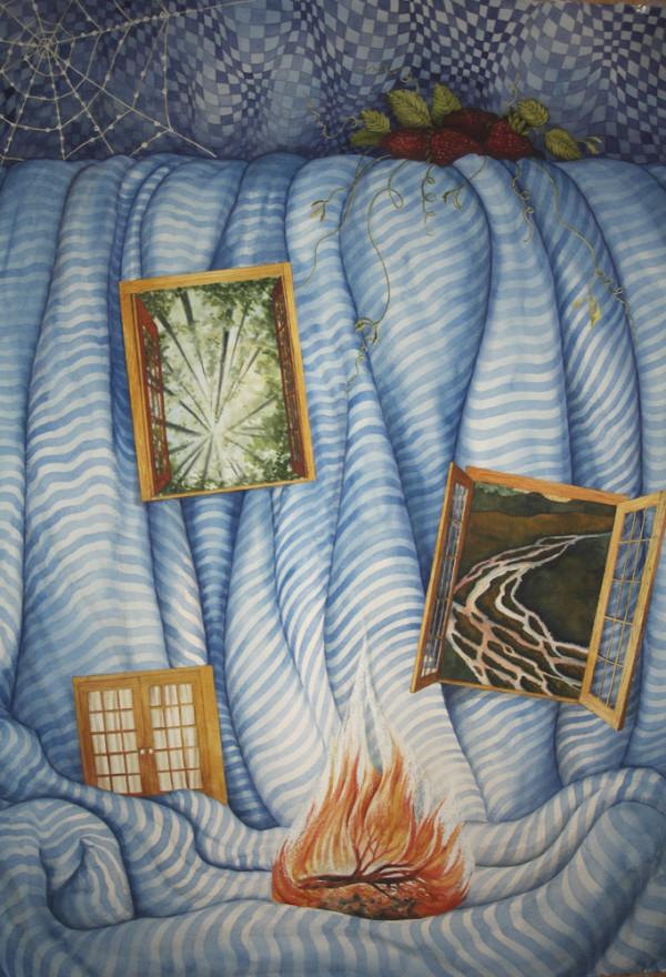 Portals:  Past, Present, Future by Helen R Klebesadel