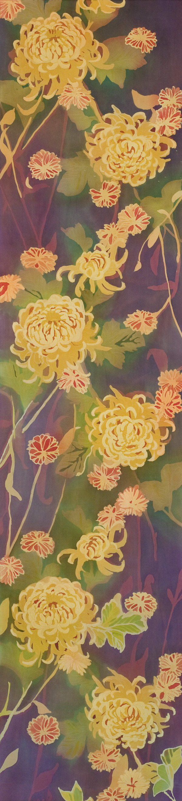 Homage to William Morris II by Mary Edna Fraser