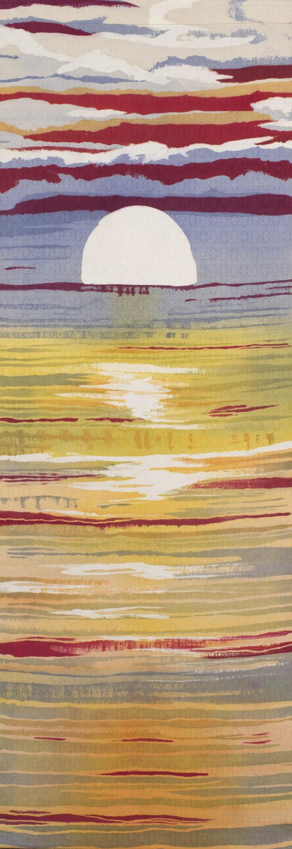 Supermoon by Mary Edna Fraser