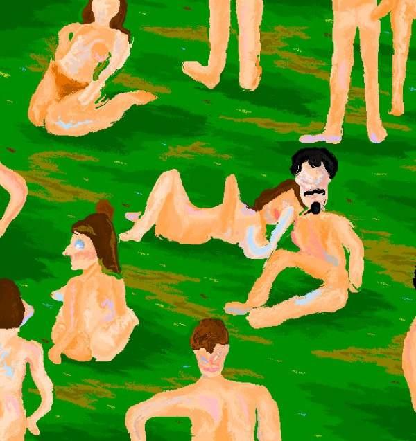 Lawn by Barry Doupé