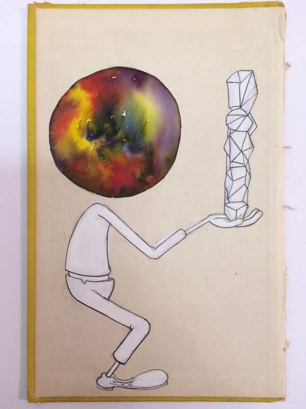 Kid Eternity (a.k.a Language Builder) by Jeff Ladouceur