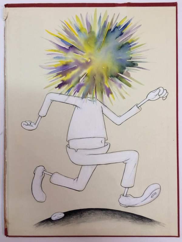 Star Runnin' (a.k.a Hazy Lightnin' being) by Jeff Ladouceur